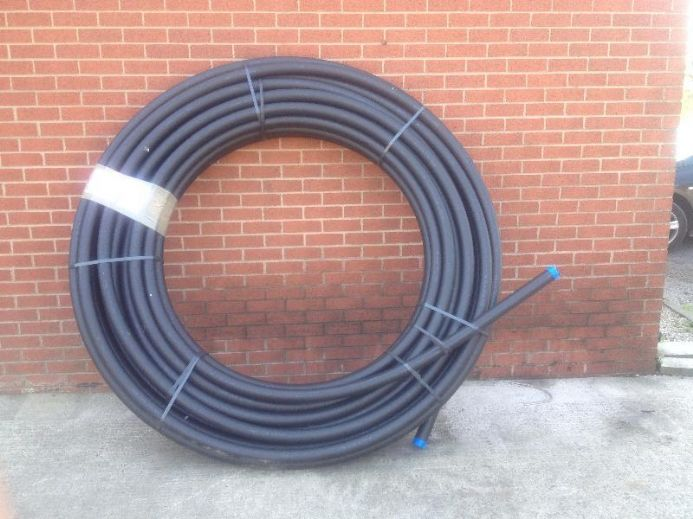 MDPE Flexi Pipe | 50 meters | easy lay